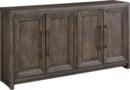 Online Designer Living Room Deaver 4 Door Accent Cabinet