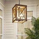 Online Designer Other Wood Lattice Lantern