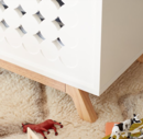 Online Designer Combined Living/Dining Stuart Toy Box