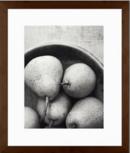 Online Designer Kitchen PEAR BOWL FRAMED PRINT BY LUPEN GRAINNE