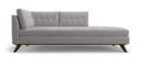 Online Designer Bedroom Grey Chaise