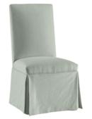 Online Designer Combined Living/Dining Ballard Essential Parsons Chair Slipcover