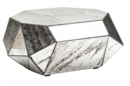 Online Designer Combined Living/Dining Reflections Coffee Table