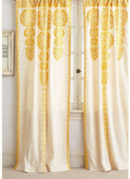 Online Designer Home/Small Office Marrakech Curtain