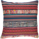 Online Designer Patio Embellish Rust Pillow