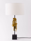Online Designer Living Room Cubist Table Lamp