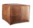 Online Designer Combined Living/Dining leather pouf