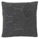 Online Designer Combined Living/Dining TEXTURED GRAY PILLOW