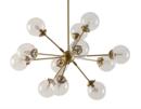 Online Designer Living Room Paige 12-Light Sputnik Chandelier