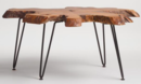 Online Designer Living Room Wood Slice Coffee Table