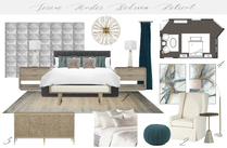 Glamorous Modern Home Interior Design Tera S. Moodboard 2 thumb