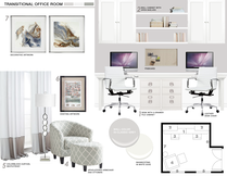 Sharp home office Picharat A.  Moodboard 2 thumb