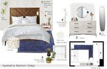 Modern Contemporary Interior Design   Classy Bedroom Tiara M. Moodboard 2 thumb