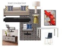 Classy Condo Apartment Design Lynda N Moodboard 2 thumb