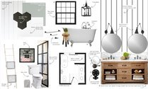 Timeless Bathroom Transformation Francis D. Moodboard 1 thumb
