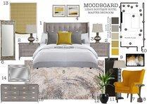 Clean Transitional Master Bedroom Tamna E. Moodboard 1 thumb