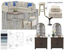 Transitional Home Renovation Lacie H. Moodboard 2 thumb