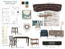 Grey Accented Living Room Transformation Lynda N Moodboard 1 thumb