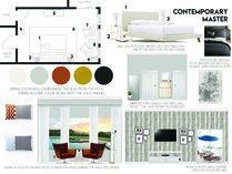 Calm Transitional Bedroom Design LeJavian R. Moodboard 2 thumb