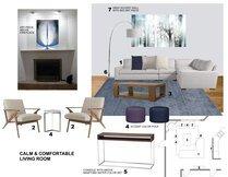 Transitional Living Room Laura A. Moodboard 1 thumb