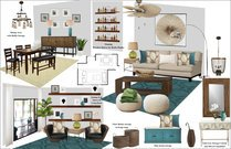 Beach Living room/Entry Rachel H. Moodboard 2 thumb