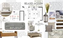 Comfy & Rustic Home Design Taron H. Moodboard 2 thumb