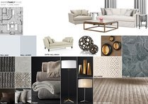 Relaxing Transitional Home & Outdoor Patio Design Mladen C Moodboard 2 thumb
