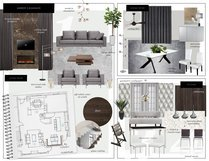 Elegant Modern Living Room Transformation  Eleni P Moodboard 1 thumb