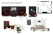Modern Elegant Home Office Lola C. Moodboard 1 thumb