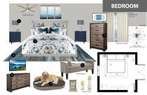 Glamorous & Calming Blue Bedroom Jina K. Moodboard 1 thumb
