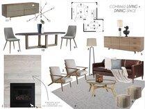 Comfy contemporary home design Francis D. Moodboard 1 thumb