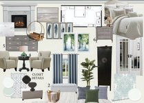 Clean Transitional Master Bedroom Sarah M. Moodboard 2 thumb