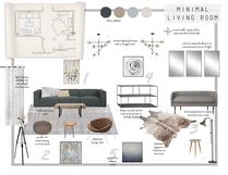 Creative Formal Living Room  lila n. Moodboard 1 thumb