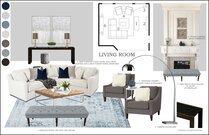 Classic & Elegant Neutral Living Room Rachel H. Moodboard 1 thumb