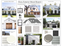New Build Modern Home Design Tina G. Moodboard 2 thumb
