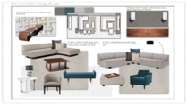 Teal Accents for High End Apartment Betsy M. Moodboard 1 thumb