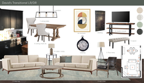 Neutral and Comfy House Transformation Jessica S. Moodboard 2 thumb