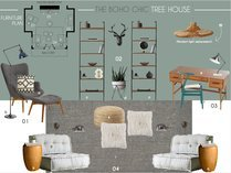 Bright and Modern Living Room Transformation Francis D. Moodboard 1 thumb