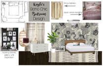 Femenine and Elegant Daughters Room Brittany J. Moodboard 2 thumb