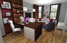 Online Designer Studio 3D Model