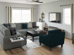 Grey Accented Living Room Transformation Rendering thumb