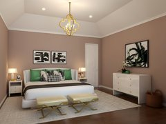 Amazing Master Bedroom Transformation Rendering thumb