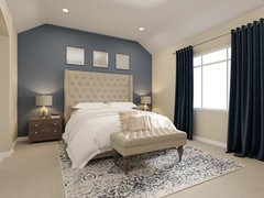 Elegant Transitional Home Design Rendering thumb
