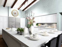 Kitchen Remodel  Rendering thumb