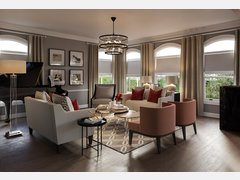 Transitional Home Decor Ideas Rendering thumb