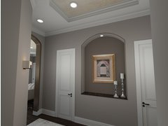 Transitional Master Suite Decorating Ideas Rendering thumb