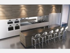 Marks Contemporary/Minimalistic Kitchen Design Rendering thumb