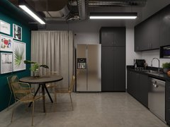 Modern Office Design   Breakroom And Kitchen Moodboard thumb