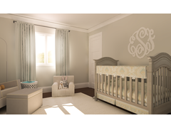 Rebeccas neutral nursery  Rendering thumb