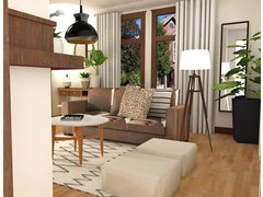 Natalies Eclectic/Glamorous Home Rendering thumb